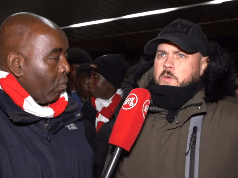 Arsenal Fan TV star slams club legend Ray Parlour for claiming supporters want Unai Emery's team to lose