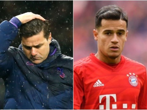 Mauricio Pochettino unhappy with Tottenham over failed Philippe Coutinho transfer