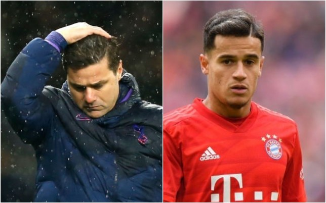 Mauricio Pochettino wanted Spurs to sign Philippe Coutinho from Barcelona