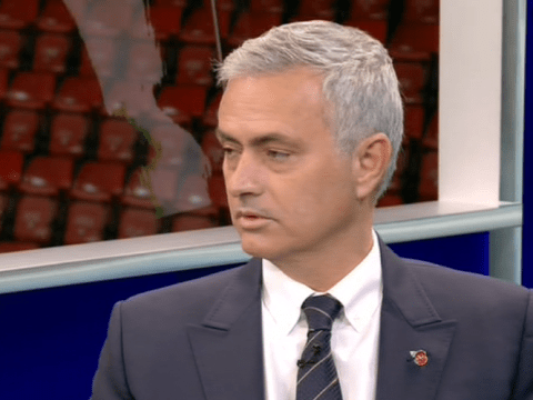 Jose Mourinho makes Premier League title claim ahead of Liverpool vs Man City