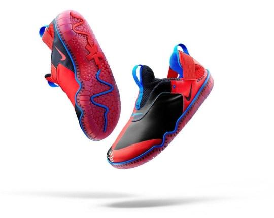 Bransen Fernando's design for Nike Air Zoom Pulse for doctors and nurses