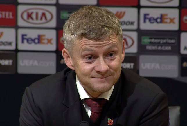 Ole Gunnar Solskjaer has paid a special tribute to Marcos Rojo at Manchester United