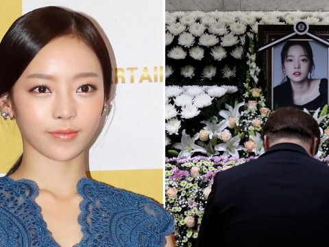Goo Hara's final resting place revealed by agency so fans can continue grieving following death at 28