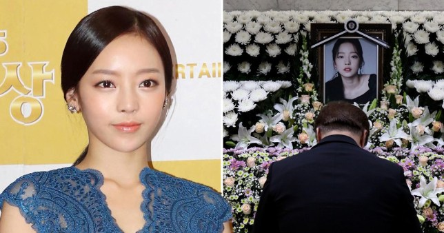 Image result for goo hara death""