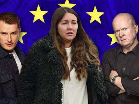 Comedian reveals how EastEnders characters voted in the Brexit referendum – and it's scarily accurate