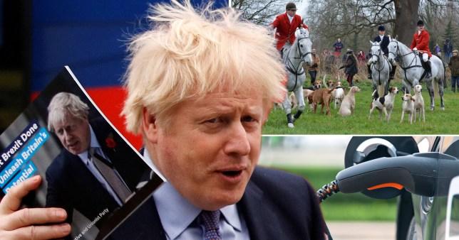 Boris Johnson's manifesto policies