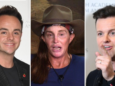 Caitlyn Jenner has genius way of telling difference between Ant and Dec on I'm A Celeb