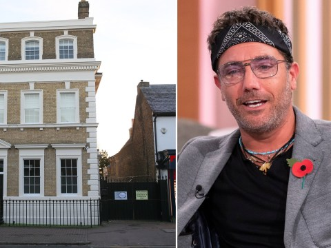 'Arrogant' Gino D'Acampo makes neighbours furious after bidding to close public path next to his mansion