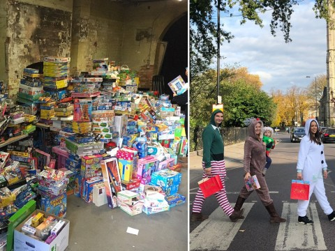 Appeal to give thousands of children toys for Christmas hasn't had enough donations