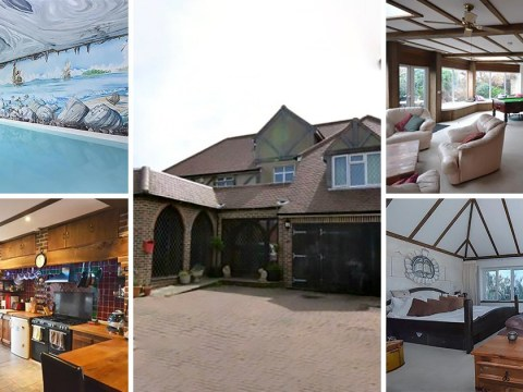 Inside the mansion Euromillion winners could buy after promising to 'stay local'
