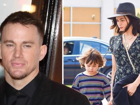 Channing Tatum asks judge to help settle custody agreement with ex-wife Jenna Dewan after finalising divorce