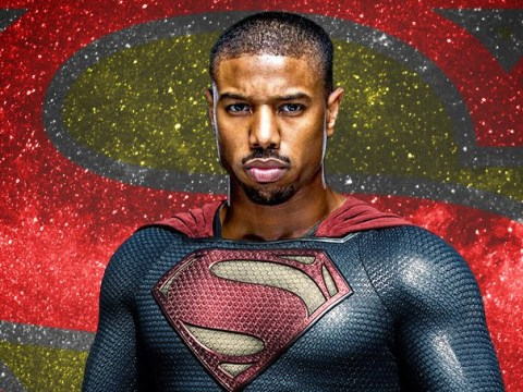 Michael B Jordan the new Superman? Black Panther star met with Warner Bros. over new movie