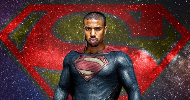 Image result for michael b jordan superman