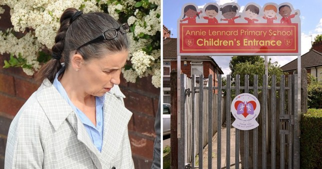 Michelle Hollingsworth syphoned off cash from her school