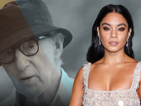 Vanessa Hudgens wants to work with Woody Allen despite sexual abuse allegations: 'I only know what I've heard'