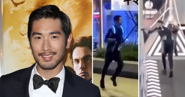 Godfrey Gao collapse