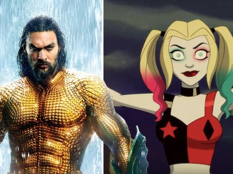 Kaley Cuoco's Harley Quinn series 'ordered by DC to ditch extreme portrayal of Aquaman'