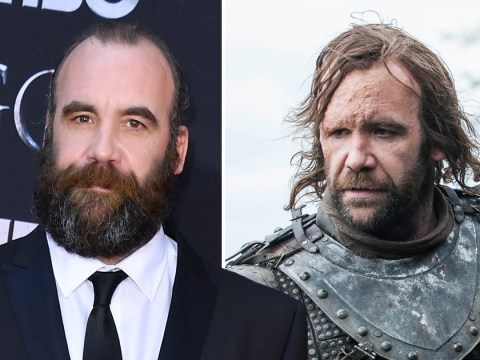 Game of Thrones hero Rory McCann reveals he was homeless and 'stealing food' until he landed The Hound