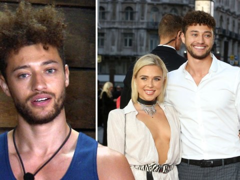 I'm A Celebrity's Myles Stephenson denies cheating on Gabby Allen, but admits to texting ex