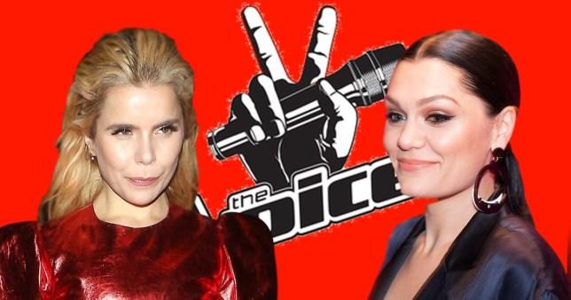 Caption: Paloma Faith replaces Jessie J on The Voice Credit: PA/NCJ