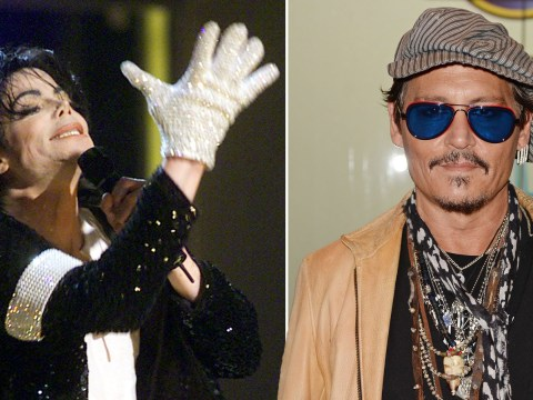 Johnny Depp producing Michael Jackson musical told from perspective of King of Pop's glove