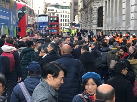 London Bridge station closed and Tubes not stopping after shooting