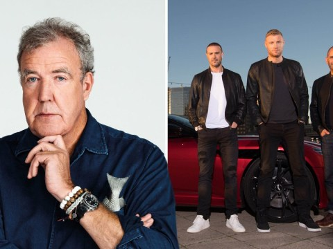 Jeremy Clarkson refuses to watch Paddy McGuinness and Freddie Flintoff on Top Gear: 'They took my baby away!'