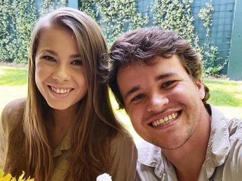 Steve Irwin's widow Terri is very excited for Chandler Powell to join the family after marrying Bindi