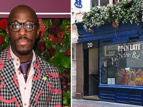 Hamilton star Giles Terea in dispute over central London bar after being 'refused entry' amid racist claims