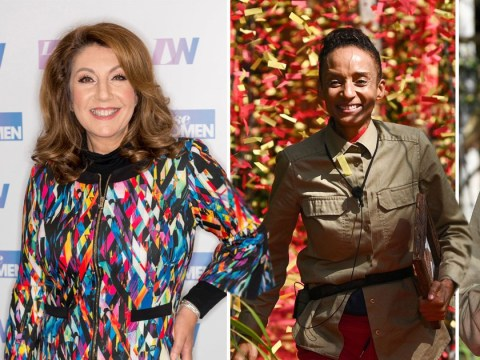 Jane McDonald rules out going on I'm A Celebrity because she'd struggle without make-up and hairdryer