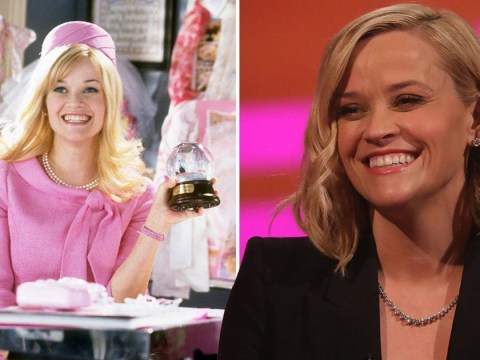 Reese Witherspoon kept all her Legally Blonde outfits – including 77 pairs of Jimmy Choos