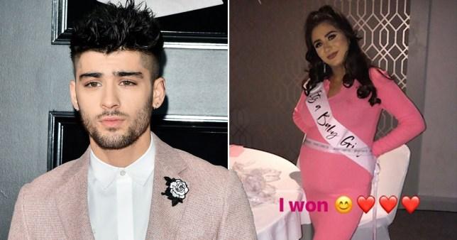 Zayn Malik sister Safaa pregnant