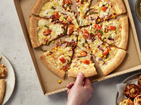 Papa John's is hiring a 'vegan officer' to develop and taste pizza