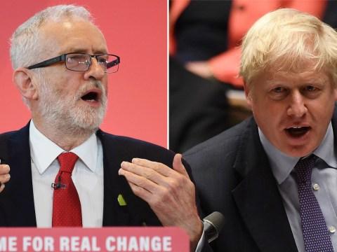 Boris Johnson and Jeremy Corbyn to go head to head in TV debate