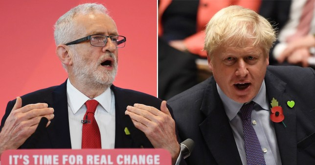 ITV to show head to head debate between Corbyn and Johnson