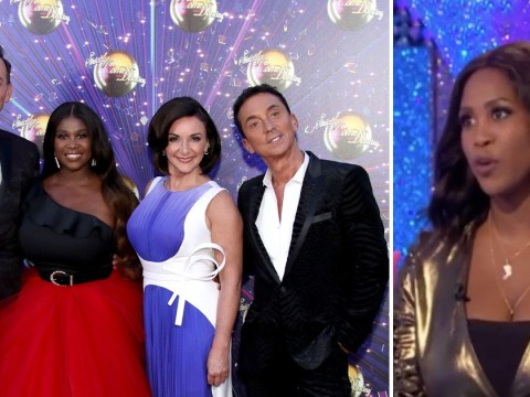 Strictly Come Dancing's Motsi Mabuse addresses 'secret backstage tension' between judges