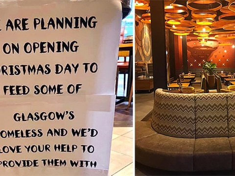 Nando's branch will open on Christmas Day to feed homeless people