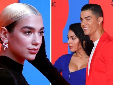 MTV EMAs 2019: Niall Horan, Dua Lipa, Cristiano Ronaldo and Halsey rock the red carpet in Spain