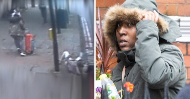 'Pimlico pusher who shoved pensioner into path of bus' appears in court