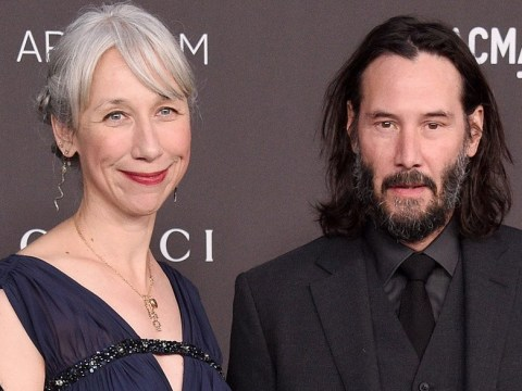 Keanu Reeves' girlfriend Alexandra Grant reveals why she refuses to dye her grey hair