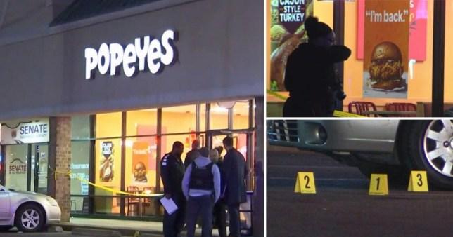 Man murdered in row about jumping Popeyes chicken sandwich queue