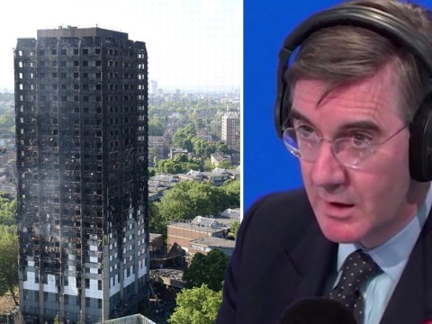 Jacob Rees-Mogg says Grenfell victims lacked 'common sense' for staying put