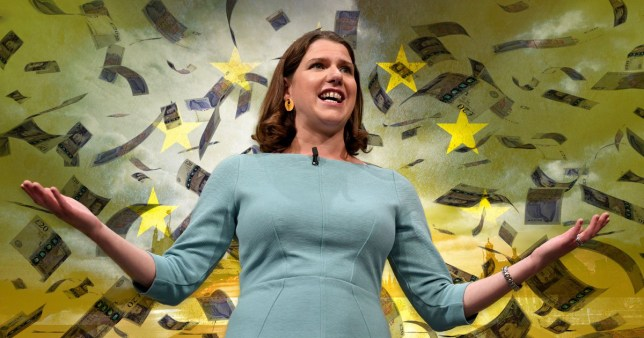 Liberal Democrat leader Jo Swinson is campaigning to stop Brexit (Picture: Getty)