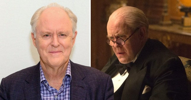 John Lithgow back for The Crown season 3