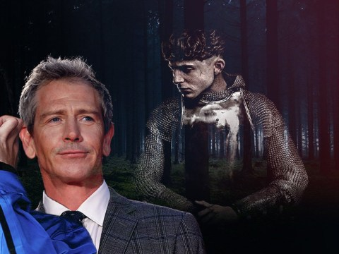 The King's Ben Mendelsohn insists Timothee Chalamet is a 'better movie star than we deserve'