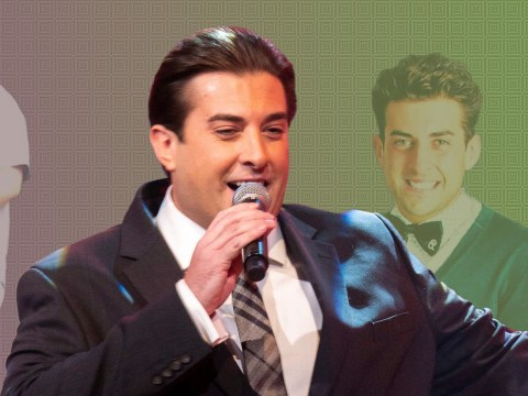 James Argent wants you to book him to come and sing at your birthday party with 'The Arg Band'