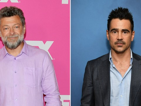 Colin Farrell and Andy Serkis 'cast as The Penguin and Alfred in The Batman' and this cast is getting wilder