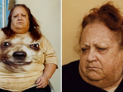 Son's pictures of his drug addict mother win £15,000 portrait prize