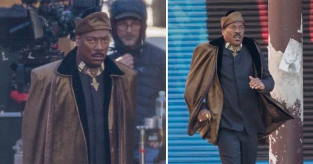 Eddie Murphy Coming To America sequel