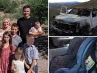 Heroic mum died saving baby while boy, 13, saved siblings in Mormon massacre